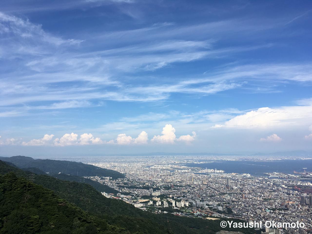 Osaka-bay area