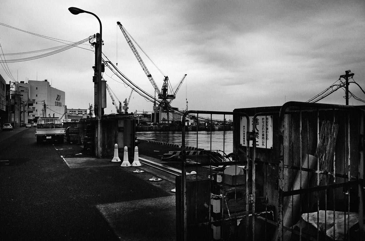 hyogo port