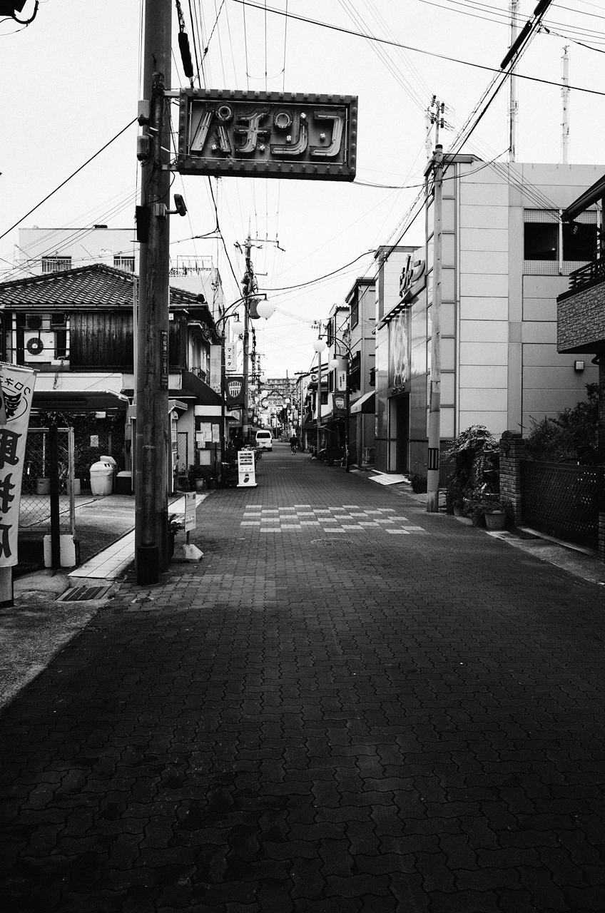 kasamatsu shopping street