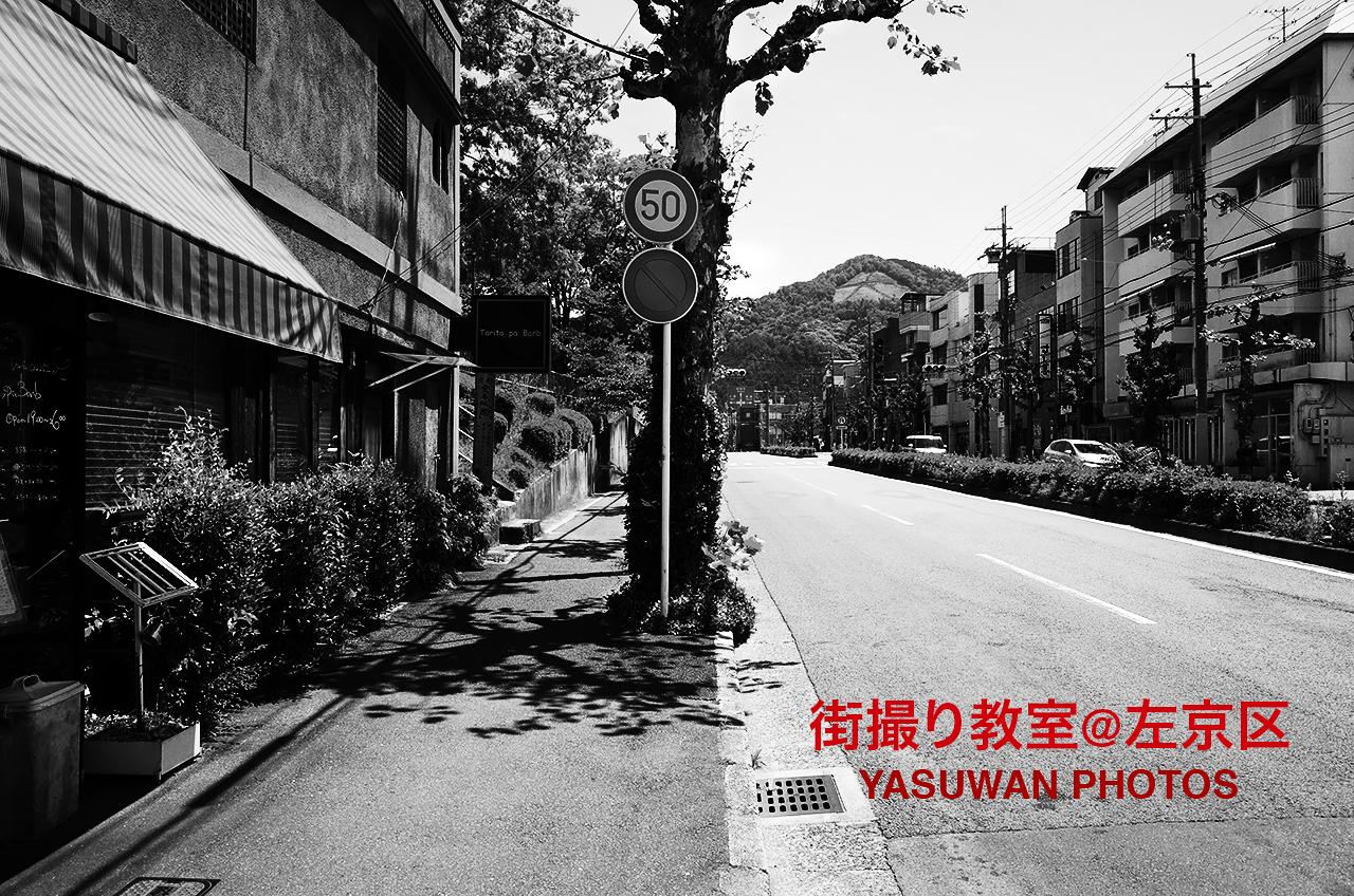 imadegawa street、sakyo_ku