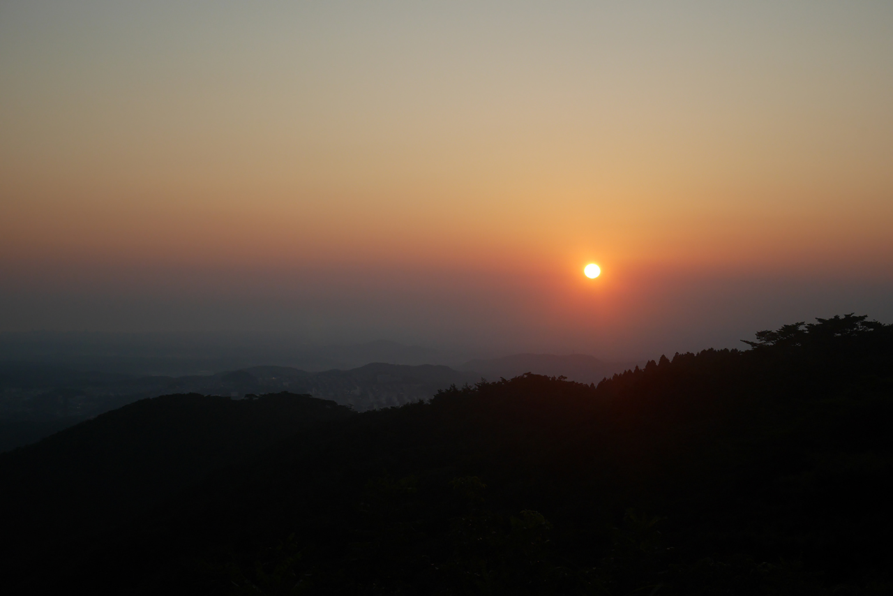 Mt.Maya_sunset_01